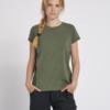 Hummel Isobella t-shirt green