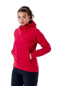 Rab Kinetic Jacket Wmns Ruby
