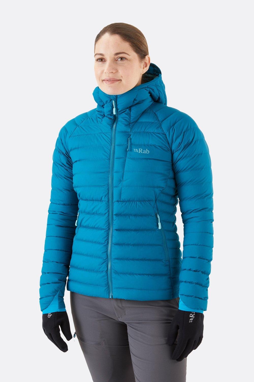 Rab infinity Microlight jacket Wmns