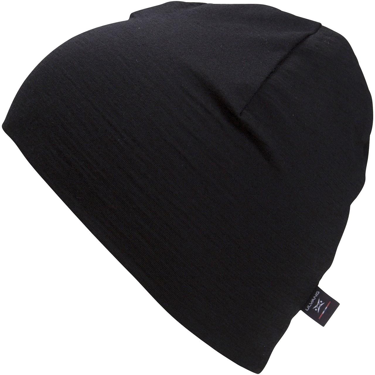 Ulvang Rim light jr hat black