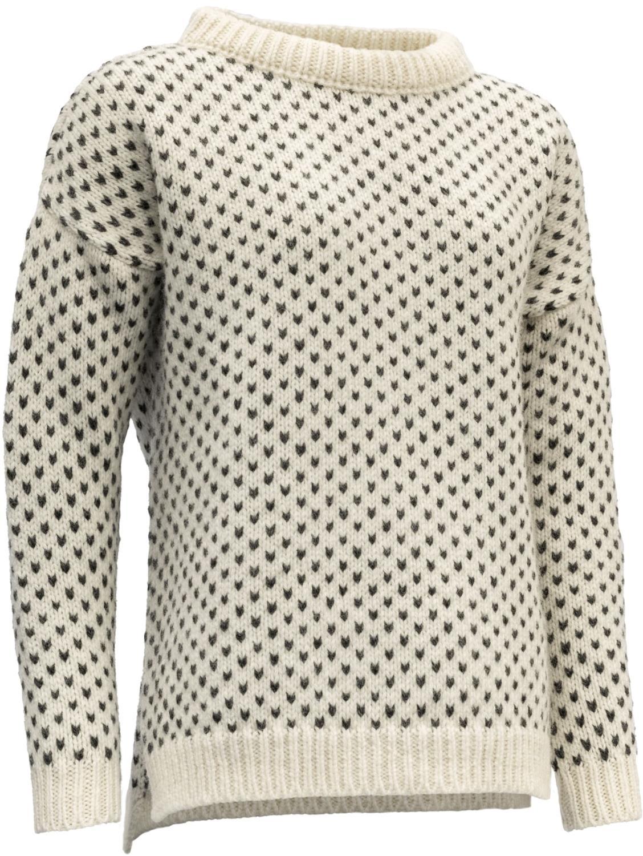 Devold Nordsjø Dame Split Seam Sweater