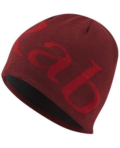 RAB Logo Beanie red one size