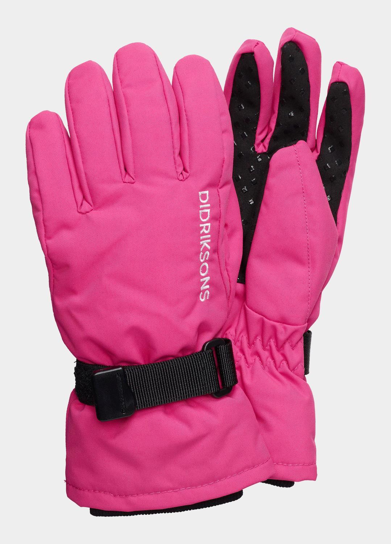 Didriksons Biggles gloves pink
