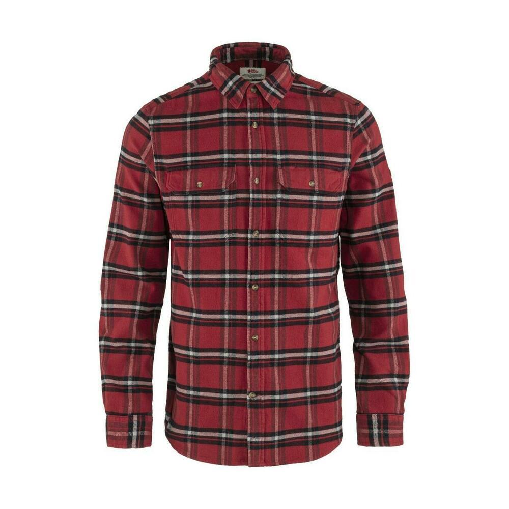 Fjällräven Övik Heavy Flanell Shirt M