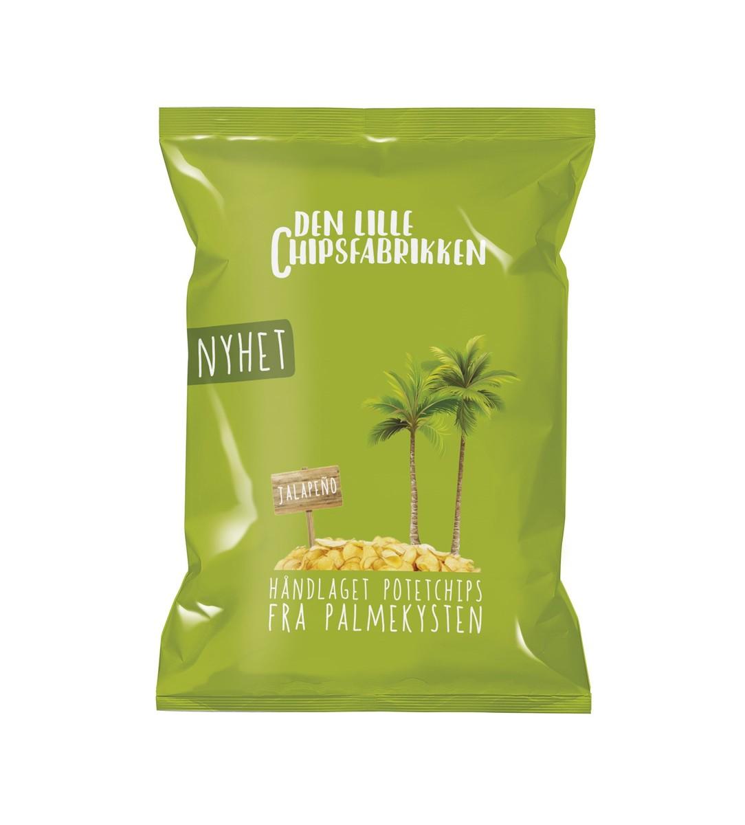 Den Lille Chipsfabrikken Jalapenjo