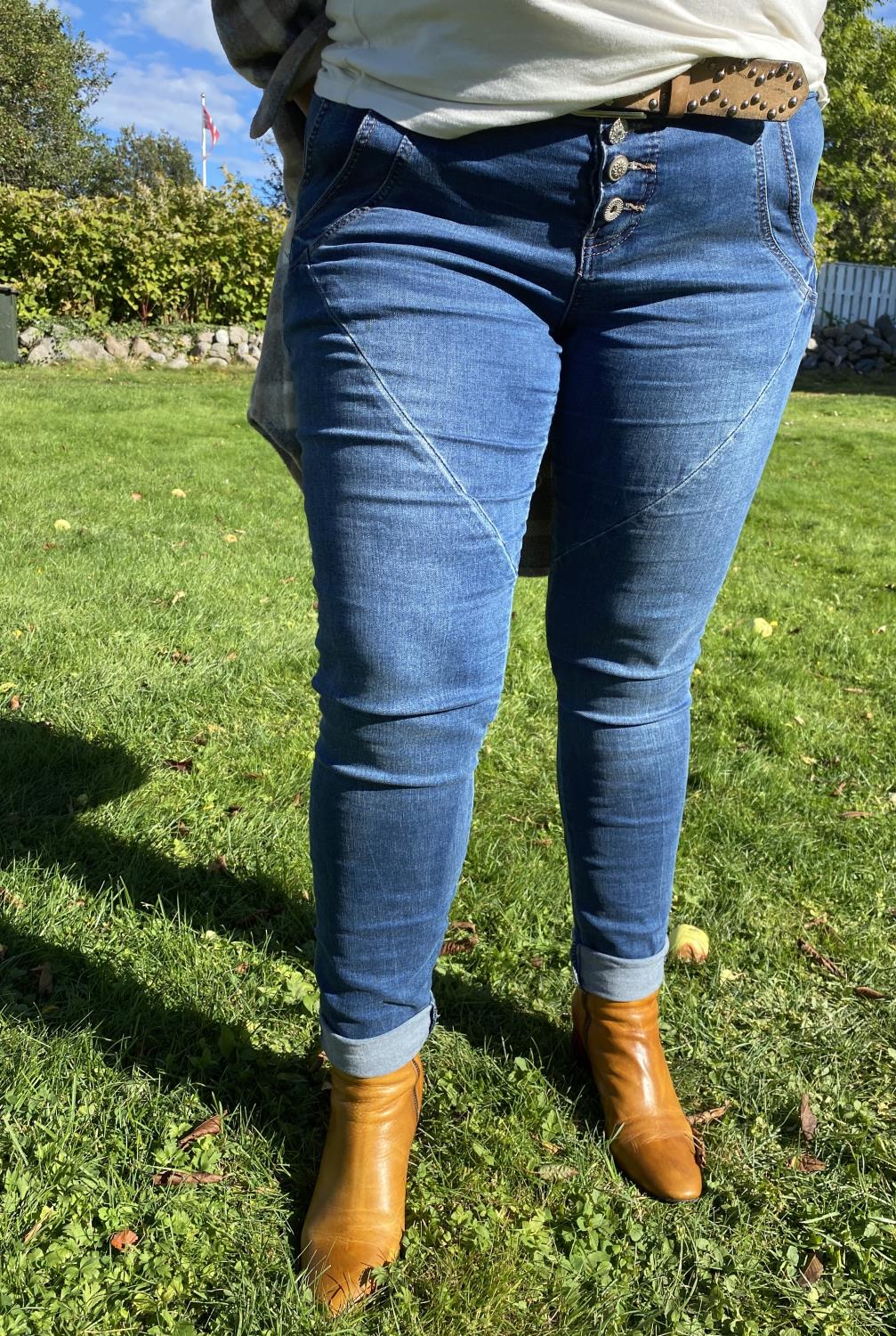 Mary Jeans Bailey Fit