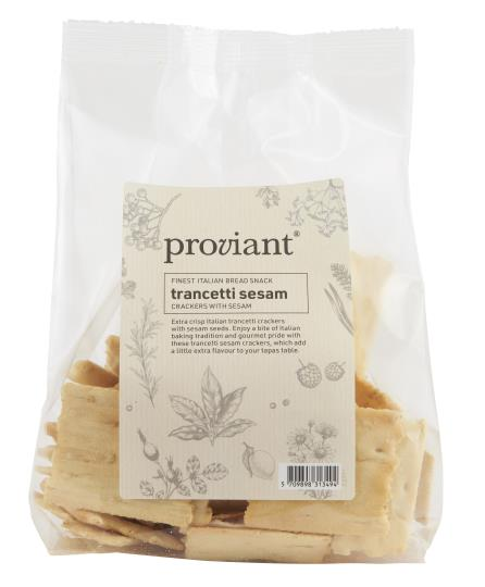 Trancetti crackers