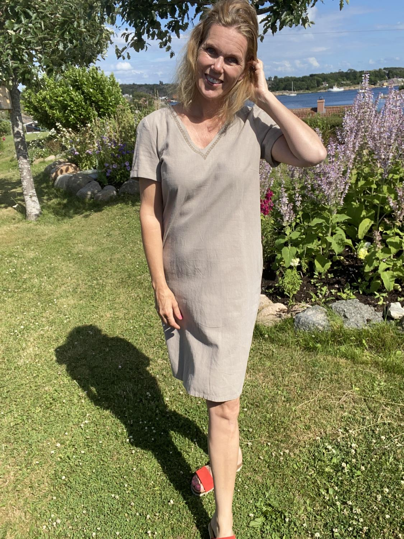 Gina Linnen Dress
