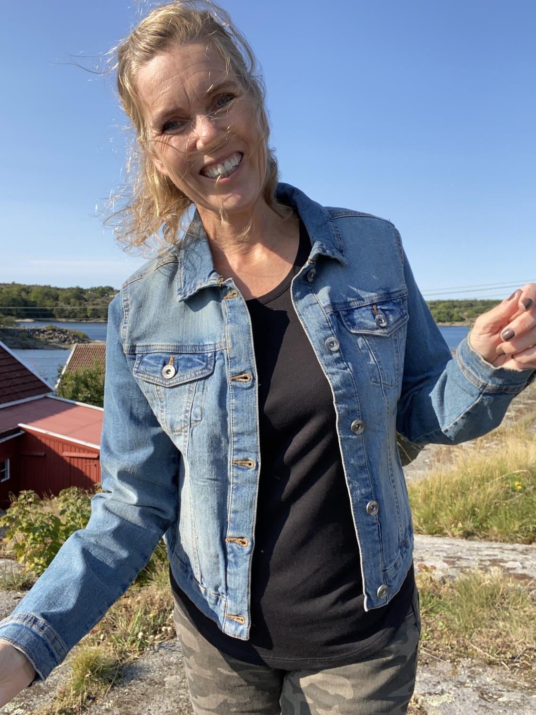 Lisa Demin Jacket