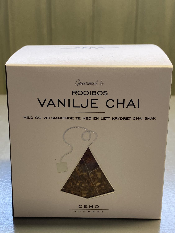 Rooibos Vanilje Chai Te