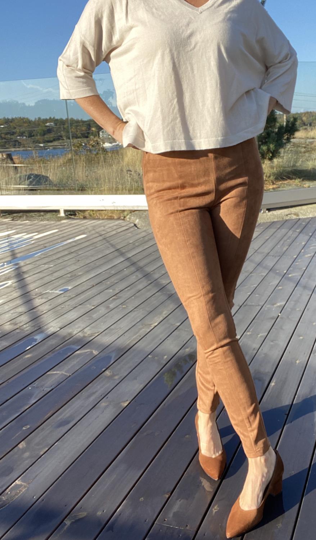 Suede Lux Bukse