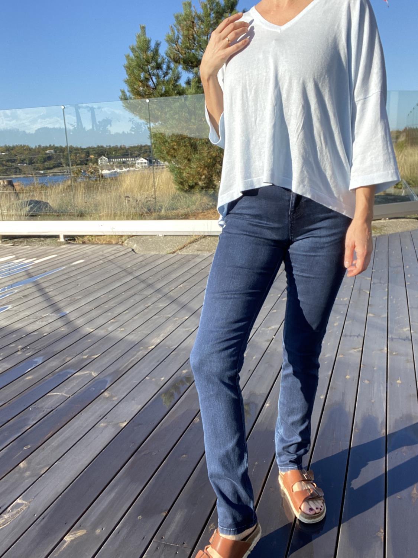 New Tonja Straight Jeans L34
