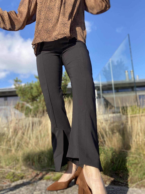 Trine Lux Split Bukse