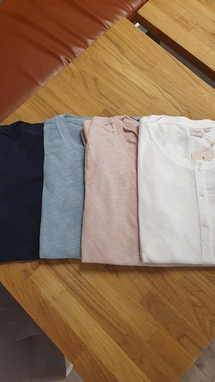 Kary Langermet T-skjorte