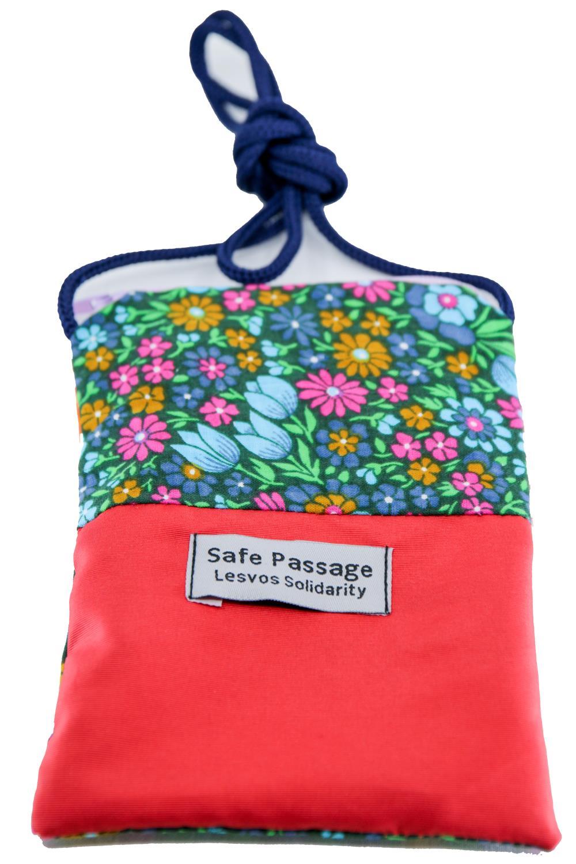 Safe Passage Passport Bag