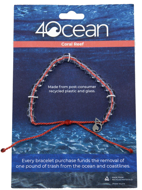 4Ocean bracelet Coral Reef version