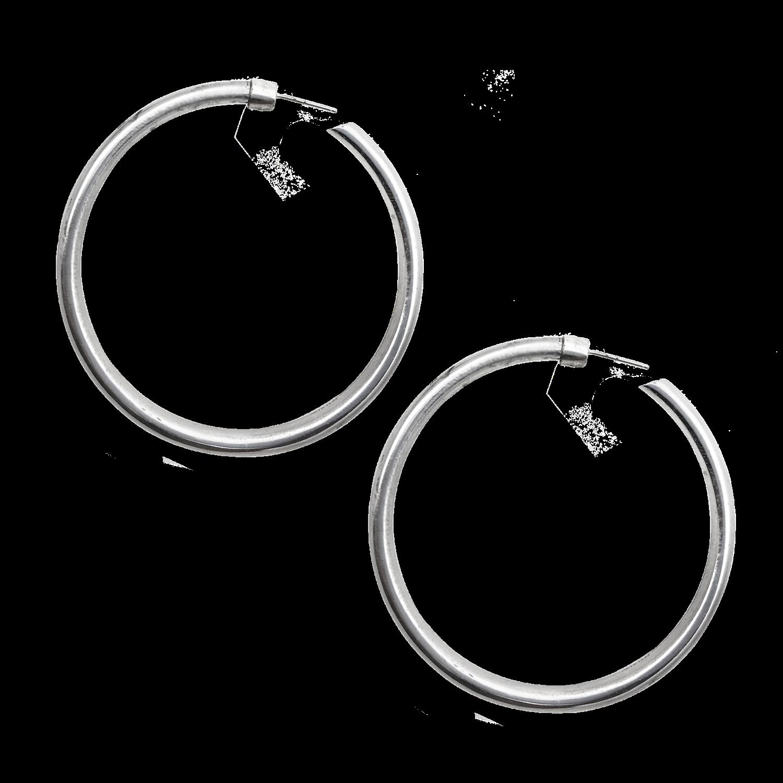 Jumbo Hoop Earrings