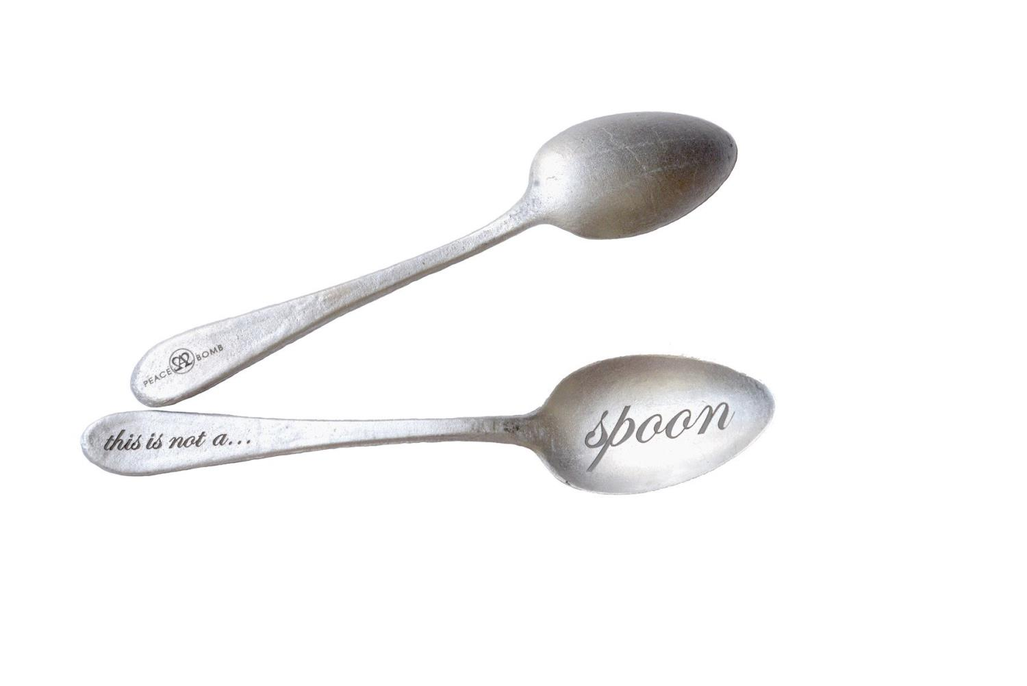 This Is Not A Spoon English