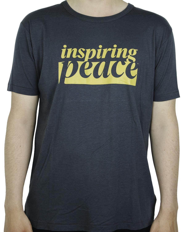 T-skjorte Inspiring Peace