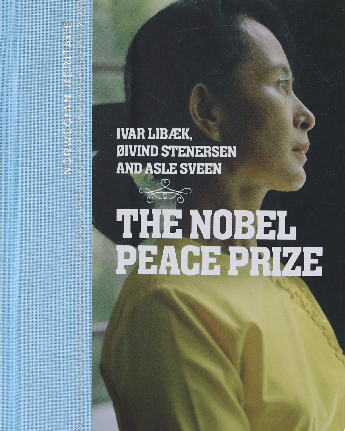 NOBEL PEACE PRIZE. THE  LIBÆK STENERSEN SVEEN