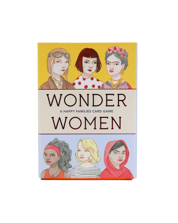 Wonder Women Card Game