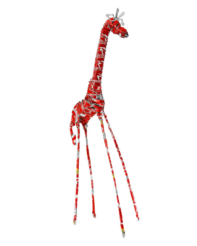 Bernards Giraffe Recycled