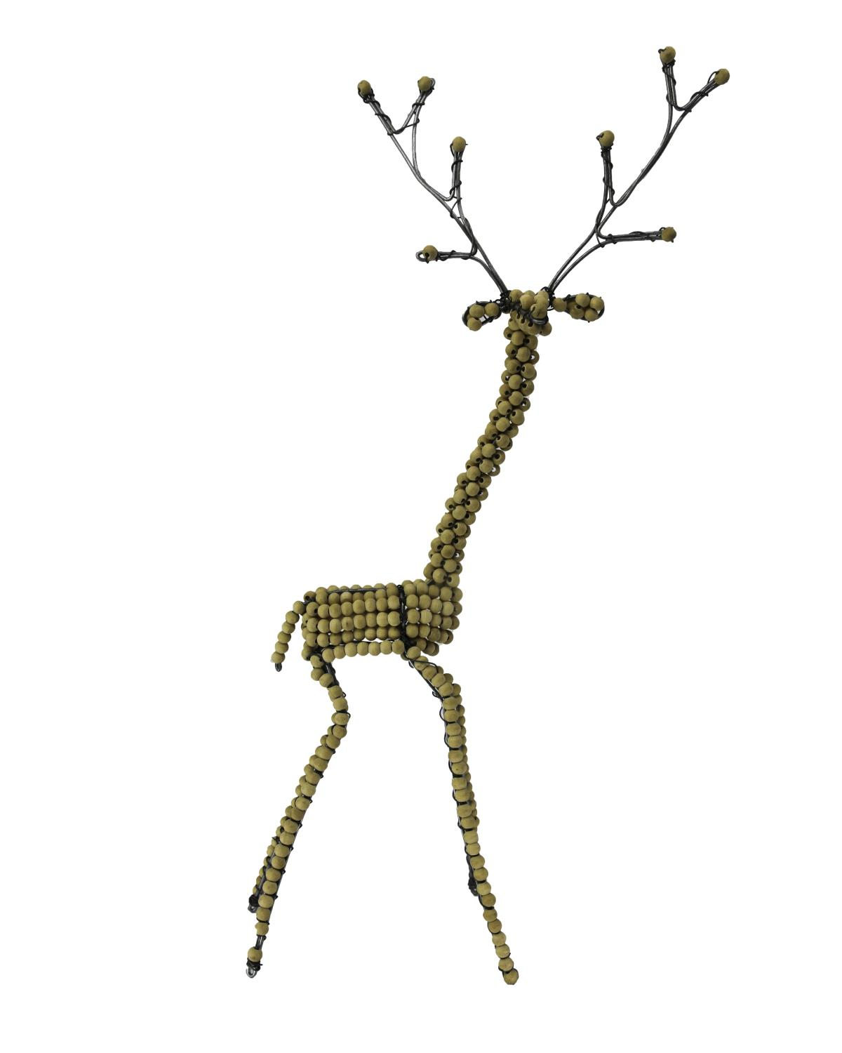 PP Reindeer Medium Wire and Wood