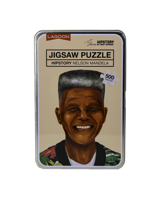 Hipstory Jigsaw Puzzle Mandela