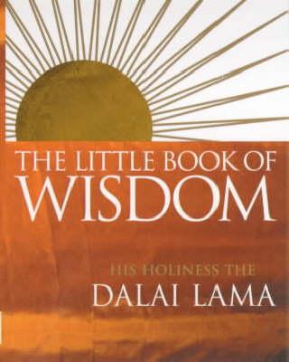 THE DALAI LAMA- LITTLE BOOK OF WISDOM MINI