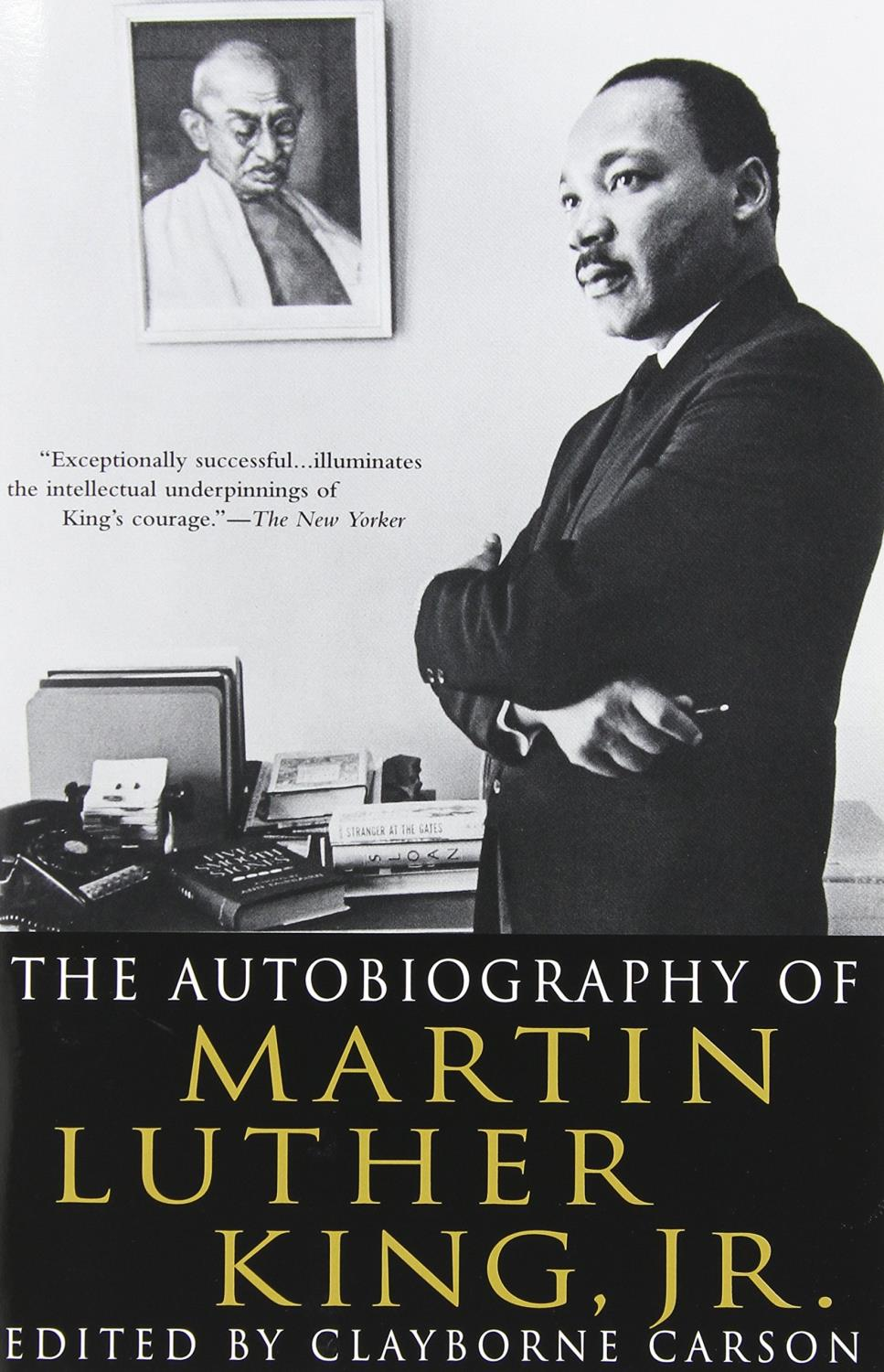THE AUTOBIOGRAPHY OF MARTIN LUTHER KING. JR.
