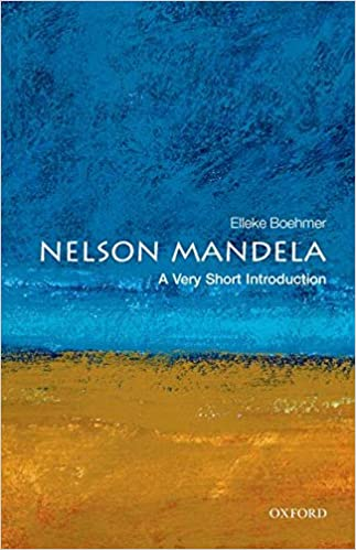 NELSON MANDELA- A VERY SHORT INTRODUCTION
