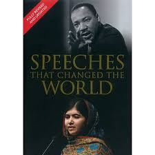 SPEECHES THAT CHANGED THE WORLD (2016)
