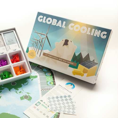 Global Cooling game Norsk