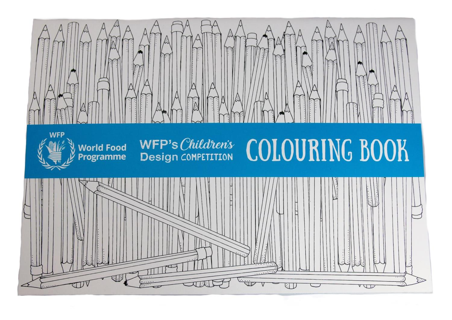 WFP Colouring Book