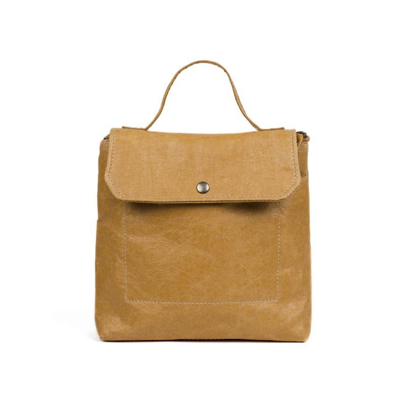 Uashmama Aghi Backpack Lux Camel