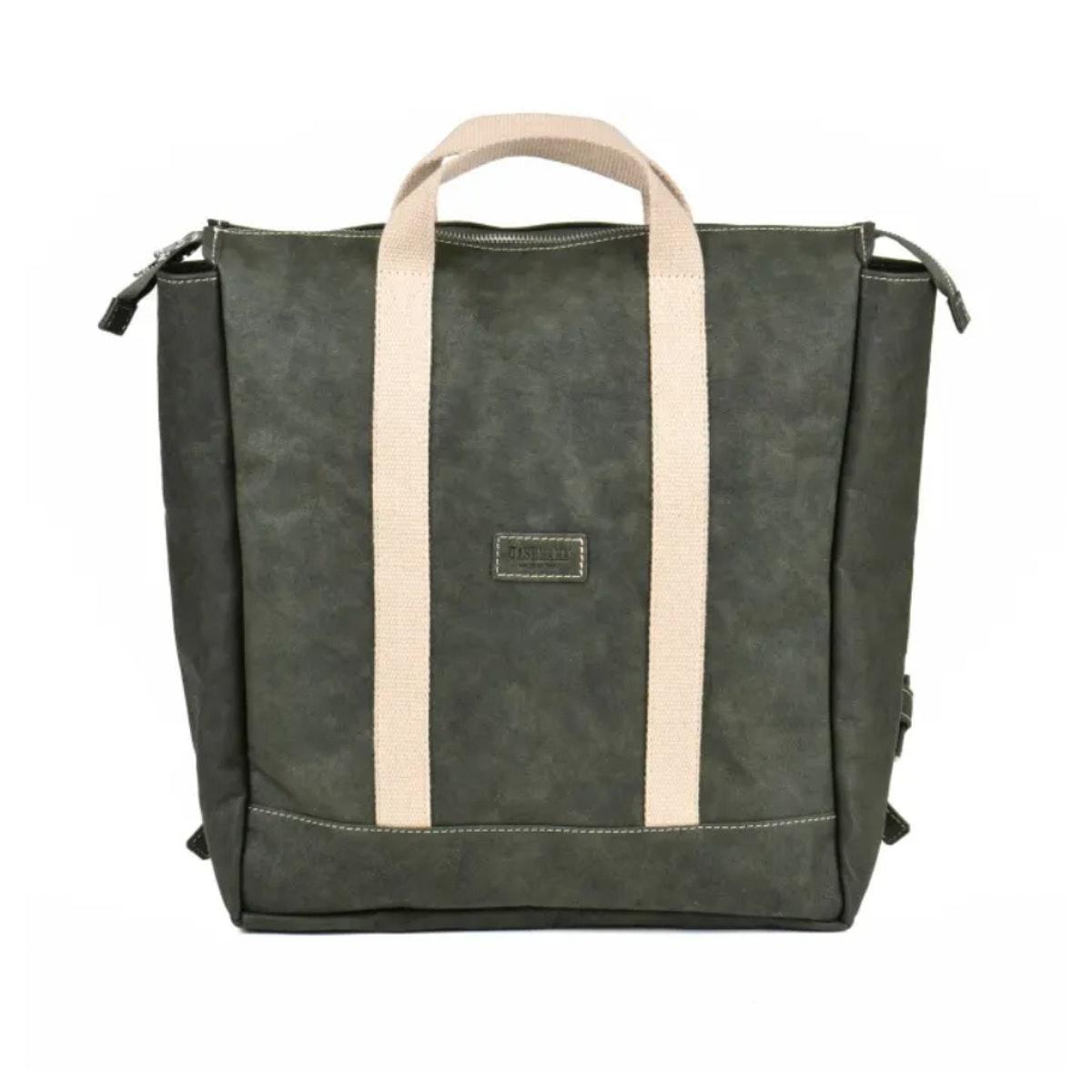 Uashmama Boston Bag Dark Green