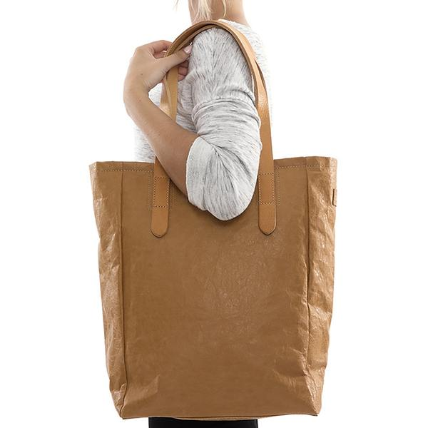 Uashmama Shine Bag Camel