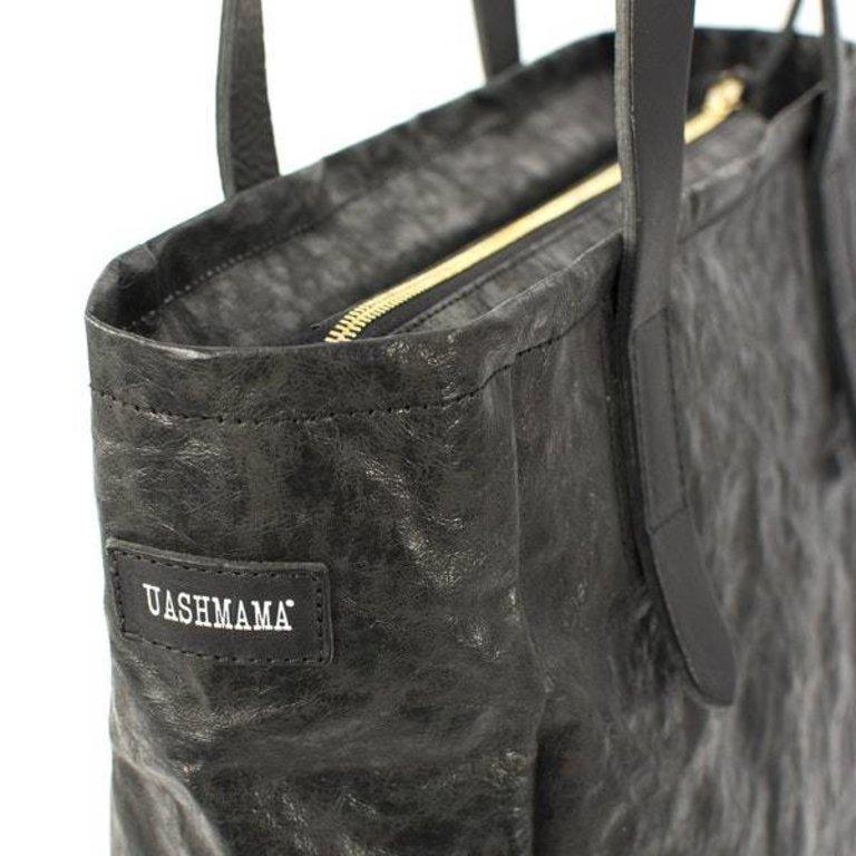 Uashmama Shine Bag Black