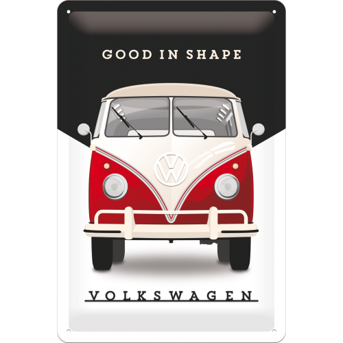 Volkswagen Good in Shape 20x30cm