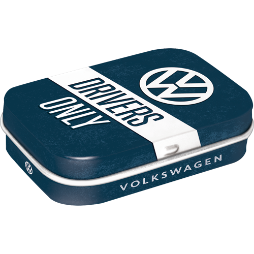Volkswagen Drivers only mint box