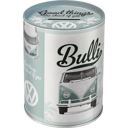 Volkswagen Bulli Good Things Ahead - money box