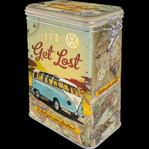 Volkswagen Let´s get lost boks 1,3L