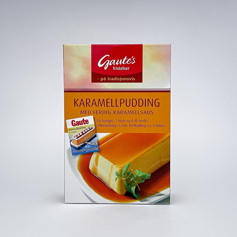 Karamellpudding 9 stk (kartong)
