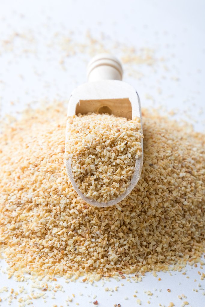 Hvitløk granulert 500 gram