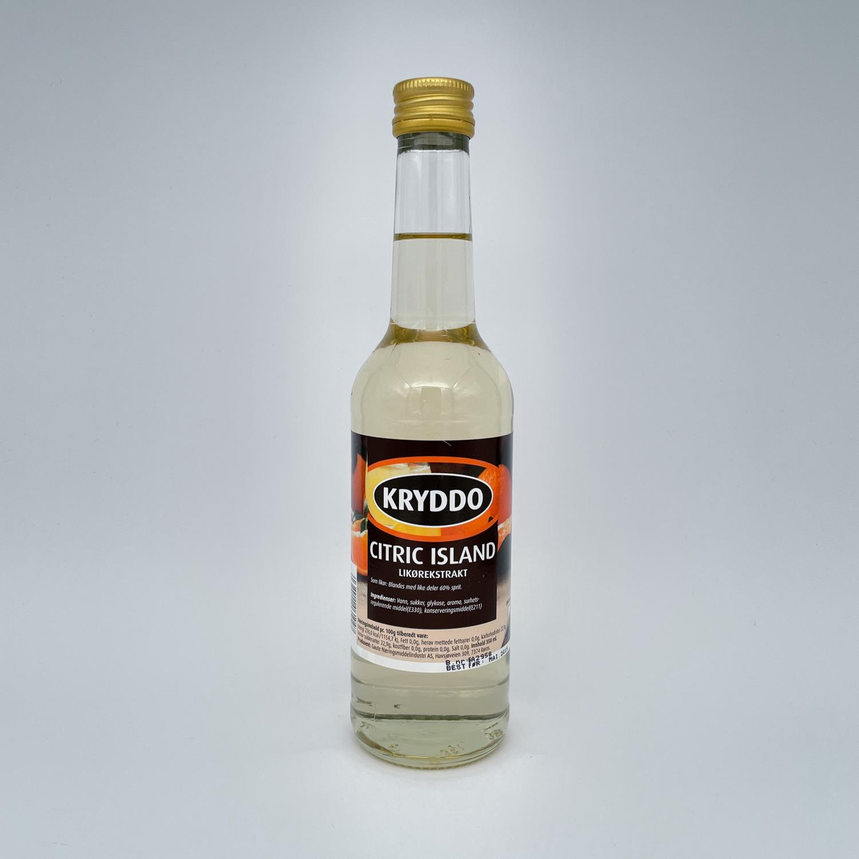 Citric Island 6 flasker i kartong