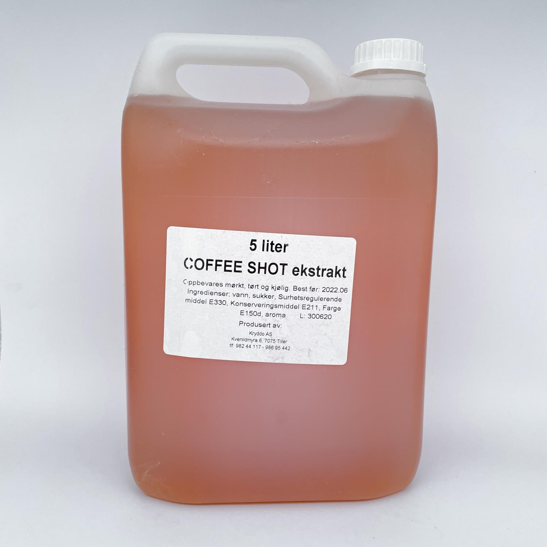 Coffee Shot 5 liter