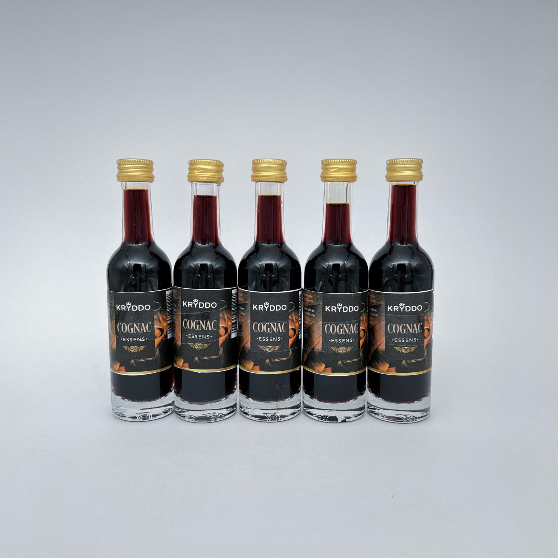 Cognac essens 50 ml, 5 stk