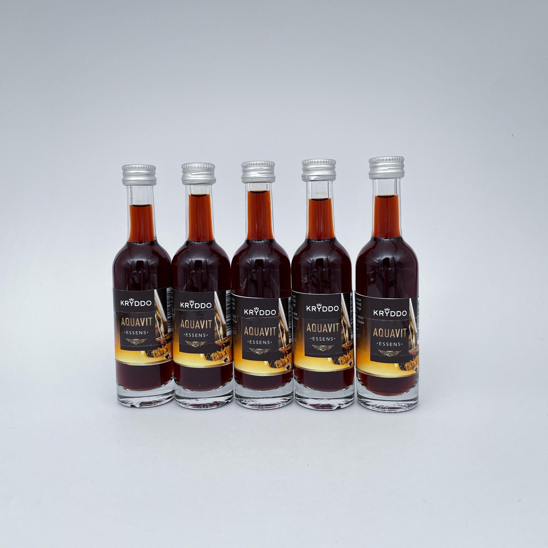 Aquavit essens 50 ml, 5 stk.
