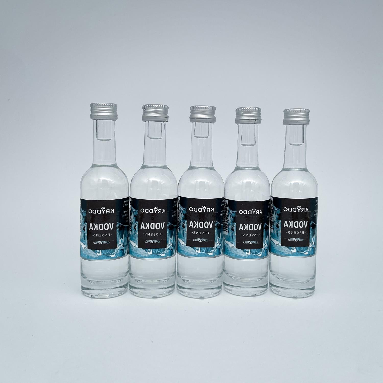 Vodka essens 50 ml, 5 stk.