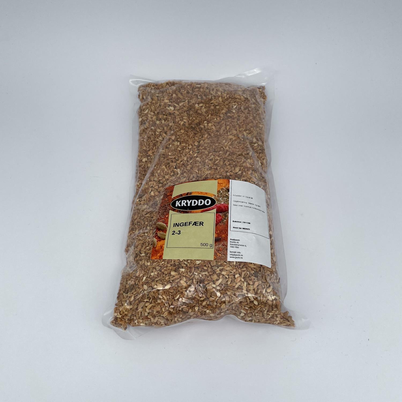 Ingefær 2-3 m 500 gram